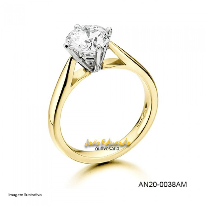 anel-solitario   Alianças de Casamento - Alianças que realizam seu ... ecd9537f22
