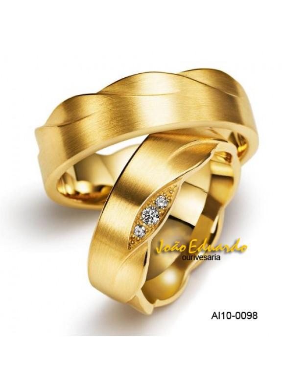 Aliança Exótica AL10-0098