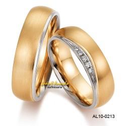 Alianças de Casamento AL10-0213