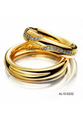 Aliança Sofisticada AL10-0232